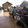 In Somalia, floods have been affecting people in low-lying areas as water levels rise in Shabelle and Juba rivers.