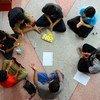 Дискриминация – чаще всего результат незнания, дезинформации и страха. Группа молодежи в Таиланде проходит ознакомительный курс по  ВИЧ/СПИДу