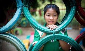 У девушки Тиды раньше не было гражданства. Сегодня она подданная Таиланда