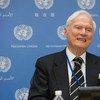 联合国单方面强制性措施的负面影响问题特别报告员伊德里斯·加扎伊利(Idriss Jazairy)。