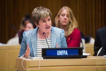 联合国副人权高专吉尔摩。 联合国图片: Amanda Voisard
