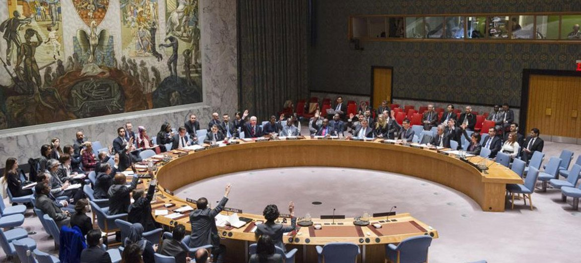 Security Council adopts historic resolution on youth, peace and security.