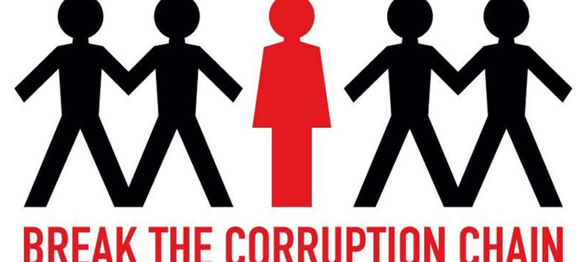 Anti Corruption Images on anti-corruption day, un says ending 'corrosive' crime can boost