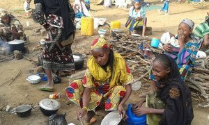 As the election approaches, Central African Republic (CAR) refugees at the Mborgene camp in eastern Cameroon still don't know if they will be able to vote.