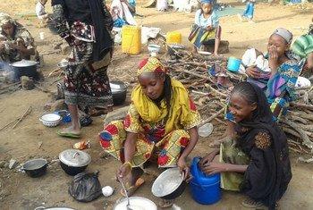 Беженцы ЦАР в Камеруне