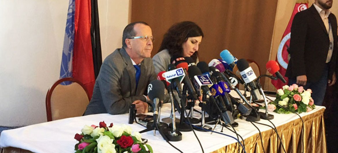 Libyan Parties Set 16 December As Date To Sign Political Agreement