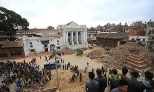 An immediate US$15 million allocation from the UN Central Emergency Response Fund (CERF) helped humanitarian partners deliver life-saving support for millions of people affected by the devastating 7.8 magnitude earthquake that struck Nepal on 25 April 2015.