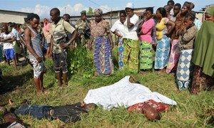 Les violences politiques au Burundi sont telles que la découverte de cadavres aux alentours de la capitale, Bujumbura, est devenu monnaie courante.