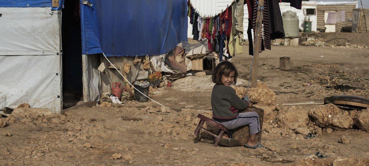 El Líbano acoge actualmente a más de un millón de refugiados sirios. Foto: UNICEF/Alessio Romenzi.