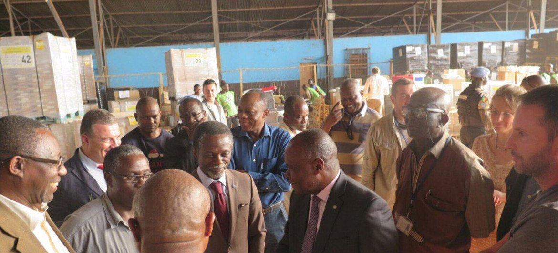 Centrafrique : la FAO annonce la mise en œuvre d'une action conjointe pour éviter une crise alimentaire