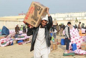 من الأرشيف: منطقة قندوز بأفغانستان. تصوير : بعثة الأمم المتحدة في أفغانستان.