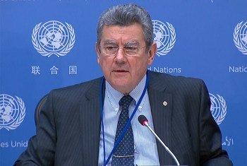 Эльбио Росселли. Фото ООН