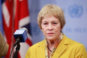 Karen AbuZayd.