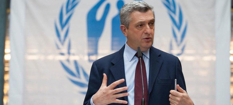Le Haut-Commissaire des Nations Unies pour les réfugiés, Filippo Grandi. (archives)
