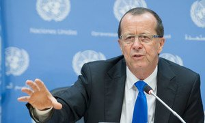 Special Representative and Head of the UN Support Mission in Libya (UNSMIL) Martin Kobler.