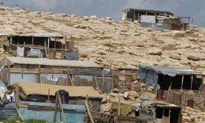 Abu Nuwar Bedouin community.