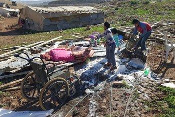Израиль продолжает уничтожение палестинских поселений на Западном берегу