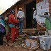 Voters in the Central African Republic (CAR) went to the polls on 30 December 2015.