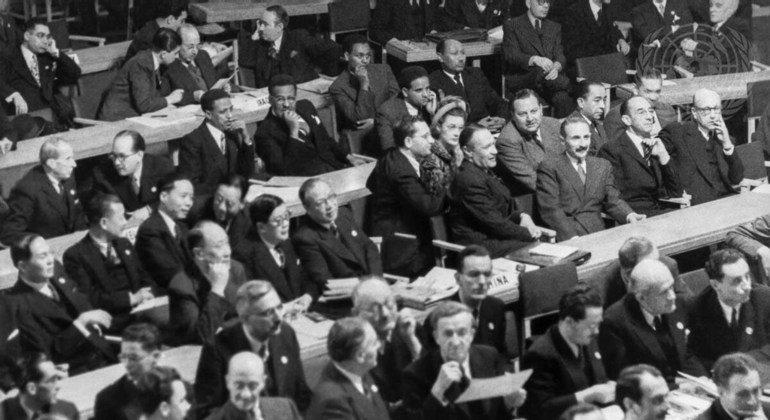 75 лет без мировых войн. В ООН отметили годовщину первой сессии Генеральной Ассамблеи