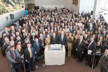 70-летие первого заседания  Генеральной  Ассамблеи  ООН