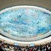 联合国人权理事会现场。联合国图片/Jean-Marc Ferré