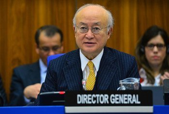 Diretor-geral da Agência Internacional de Energia Atômica, Aiea, Yukiya Amano.