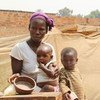Two and a half million people in the Central African Republic (CAR) are facing hunger.