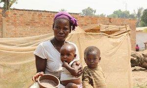 مليونان ونصف المليون يواجهون خطر الجوع في جمهورية أفريقيا الوسطى.