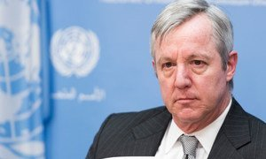 Anthony Banbury, Assistant Secretary-General for Field Support, discusses the latest allegations of sexual exploitation and abuse.