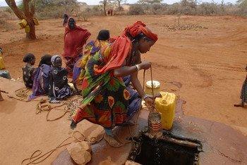 Etiopía, que afronta su peor sequía en 30 años, es una de las prioridades humanitarias de la OMS este año. Foto UNICEF/Lemma