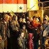 En la ciudad sitiada de Madaya, en Siria, miles de personas necesitan ayuda humanitaria con urgencia. Foto: Hussam Al Saleh