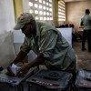 La segunda vuelta de las elecciones presidenciales en Haití ya ha sido aplazada en dos ocasiones. Foto: MINUSTAH/Logan Abassi