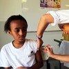 La vacuna no es perfecta, pero es la mejor opción para protegerse contra la influenza. Foto: OMS