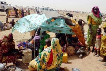 من الأرشيف: مشردون داخليا في دارفور -  Photo: OCHA