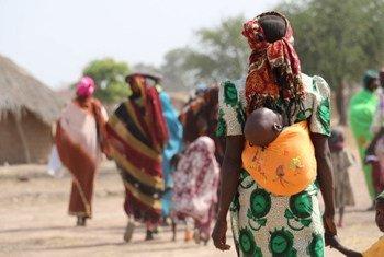 Центральноафриканская Республика Фото УКГВ/Джемма Кортес