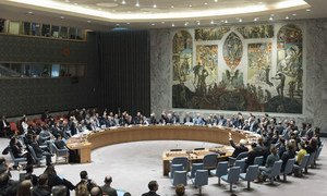 Security Council unanimously adopts resolution imposing additional sanctions on the Democratic People's Republic of Korea (DPRK).