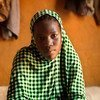 Nafissa, 17 from Niger, was married at 16. Three months after marrying she became pregnant. She gave birth to a still born baby.