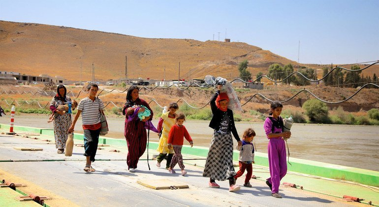 UN urges new, 'post-ISIL' Iraq to draw on diversity, support religious minorities