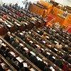 Mulheres representam 25,5% dos parlamentares em 2020.