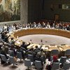 Security Council members vote to adopt a resolution endorsing special measures presented by Secretary-General Ban Ki-moon for protection from sexual exploitation and abuse by UN peacekeepers.