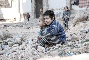 El conflicto en Siria cumplió siete años con cientos de miles de muertes, millones de desplazados y gran destrucción.