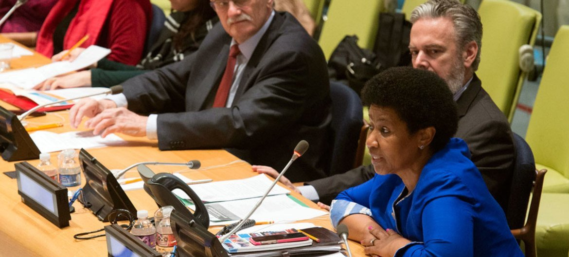 Executive Director of the United Nations Entity for Gender Equality and the Empowerment of Women (UN Women).