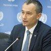 联合国中东和平进程特别协调员姆拉登诺夫。联合国/Loey Felipe