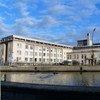 В этом здании в Гааге заседал Международный трибунал ООН по бывшей Югославии