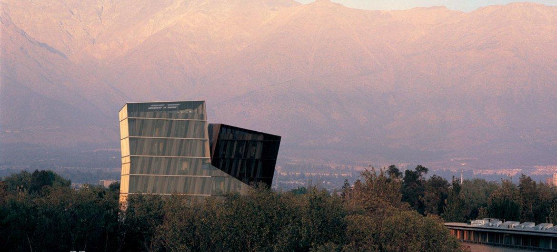 Universidade Católica do Chile na capital do país, Santiago