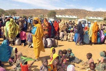 La violencia en Darfur tiene un gran impacto en la situación humanitaria de la población de Darfur. Foto de archivo: UNAMID