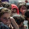 Unos 20.000 niños continúan atrapados en la ciudad sitiada de Fallujah. Foto: OCHA Iraq