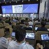 Curso de capacitación de Google en la FAO. Foto: FAO/Giulio Napolitano