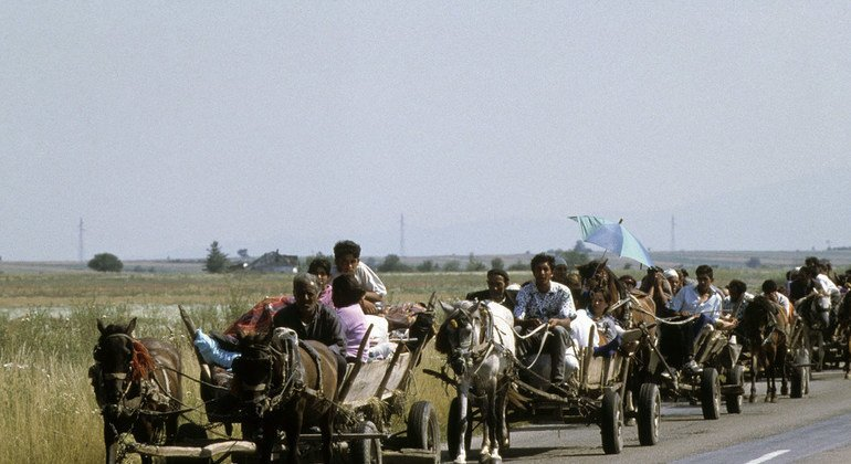 Русские и цыгане – составляют большинство людей без гражданства в Европе