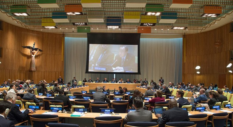 Un Urges Tangible Actions From World Leaders To Finance